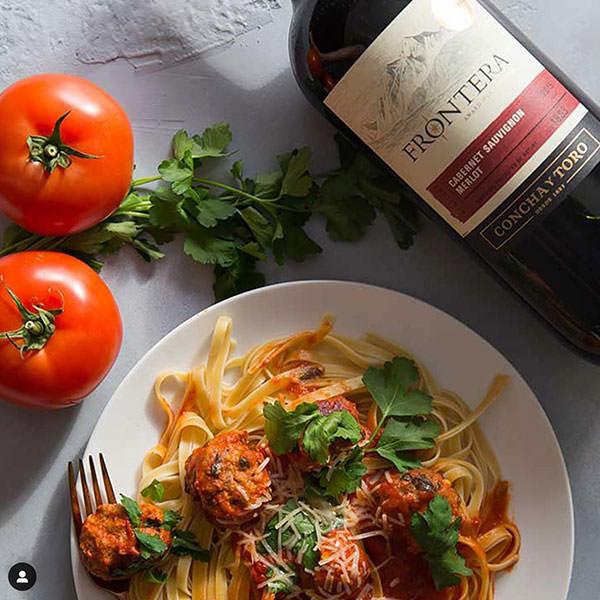 Frontera Wine CS Merlot