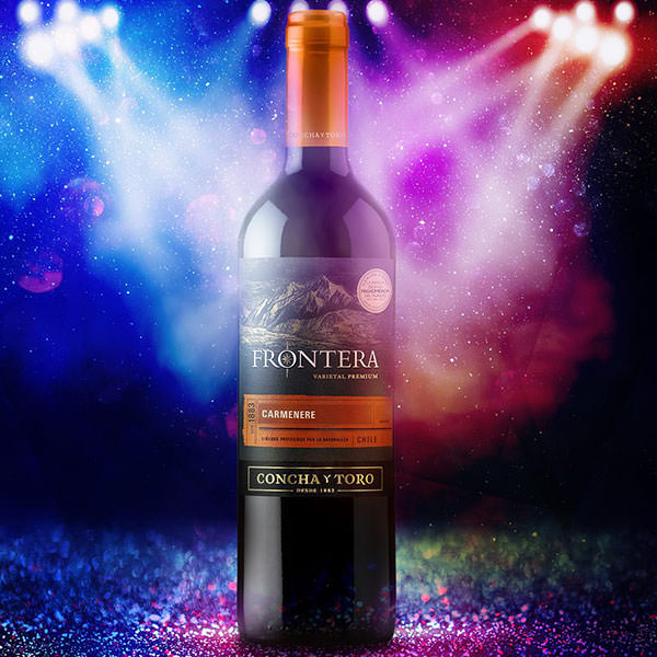 Frontera Wine Carmenere