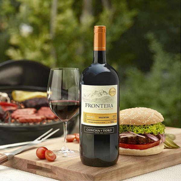 Frontera Wine Malbec