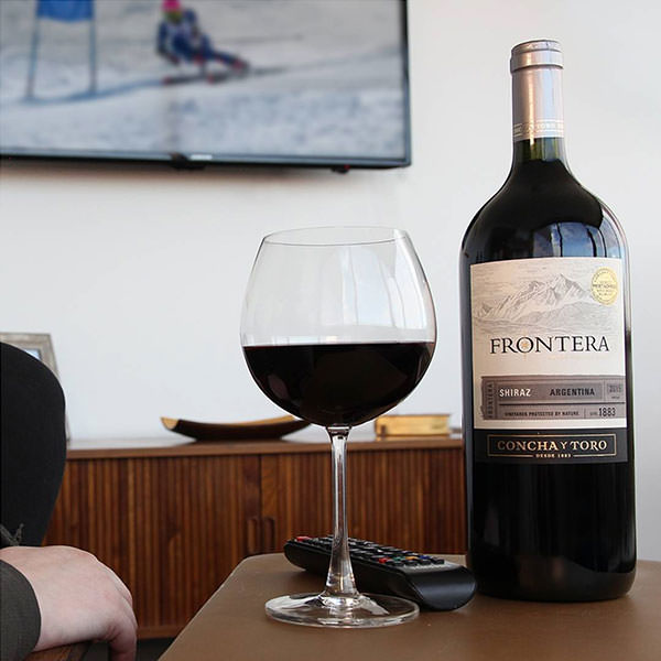 Frontera Wine Syrah
